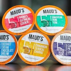 Maud's coffee packs