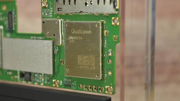 Smartphone Processor Internal