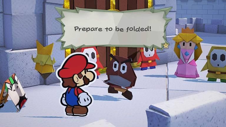 Paper Mario: Der Origami-König