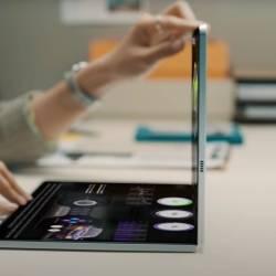 Samsung Foldable Laptop