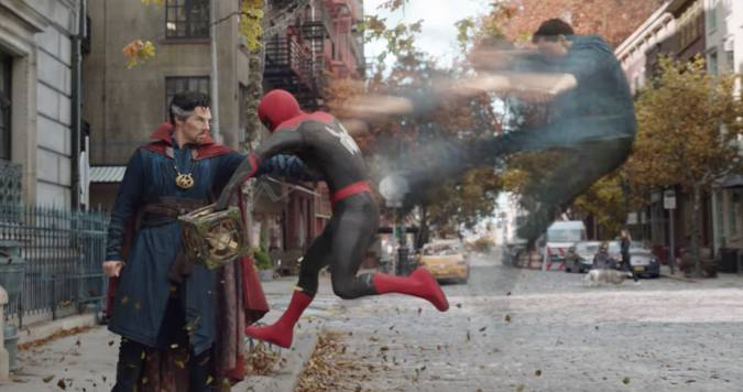 Another big 'Spider-Man: No Way Home' secret might have just leaked
