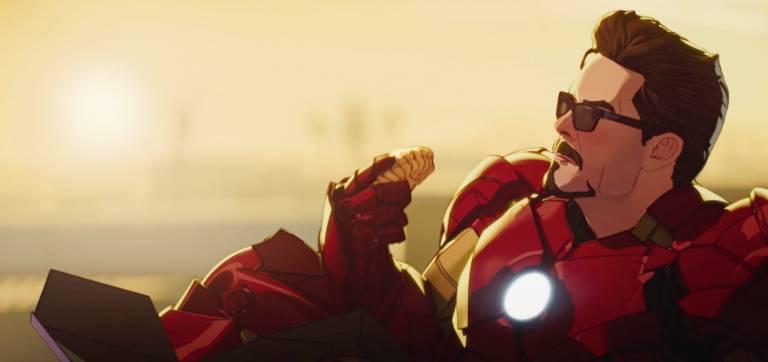 What If...? Iron Man