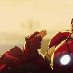 Iron Man Replacement