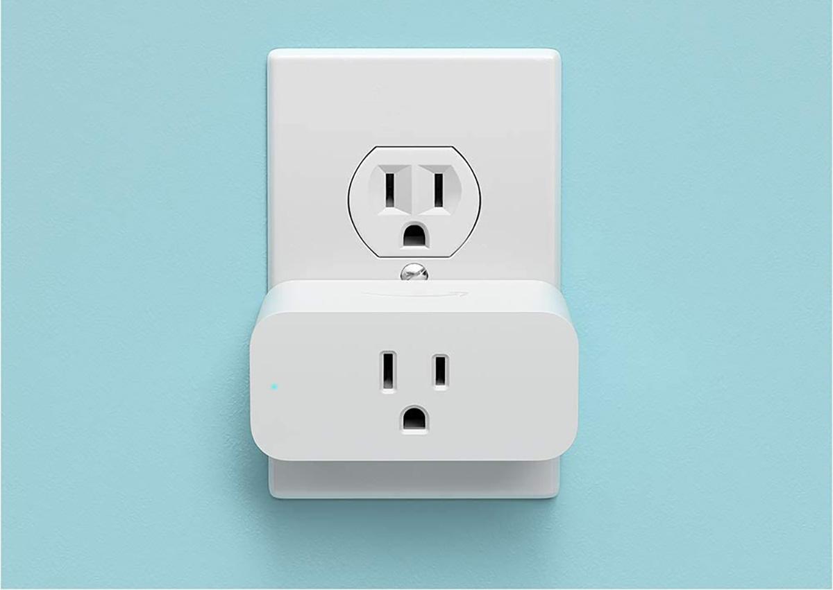Harga Amazon Smart Plug mencapai alt=