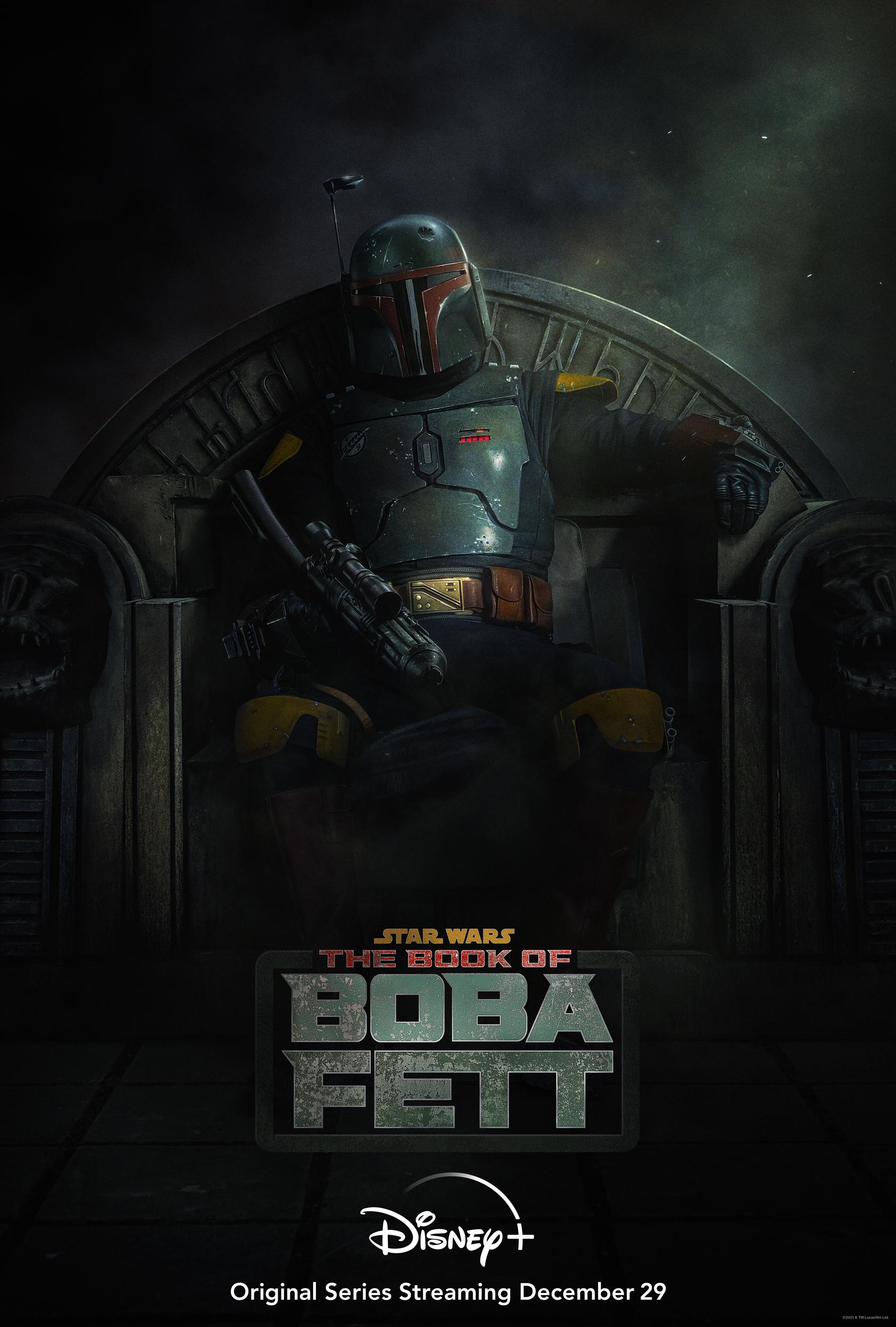Star Wars The Book of Boba Fett