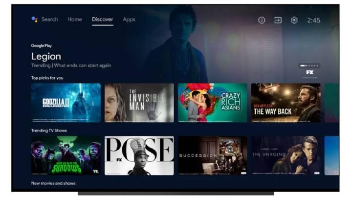Chromecast free TV