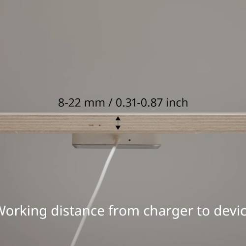 IKEA wireless charger