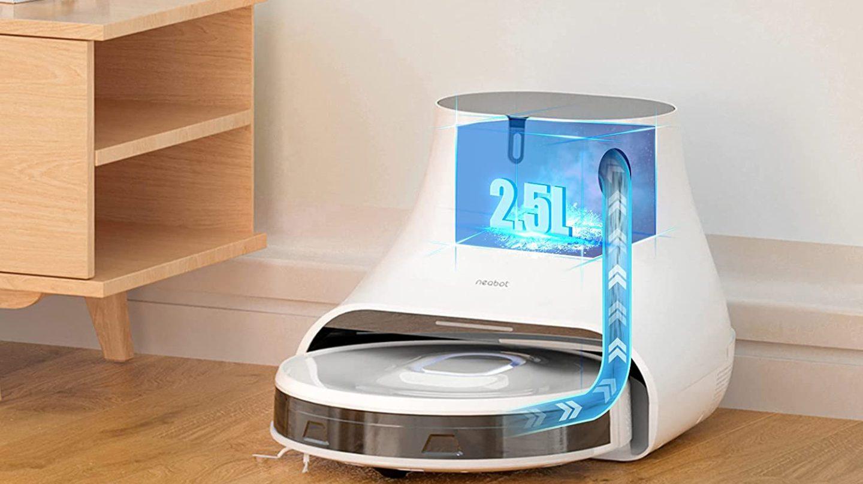 Neabot Q11 Robot Vacuum Deal