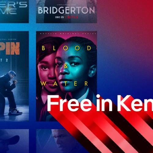 Netflix free plan