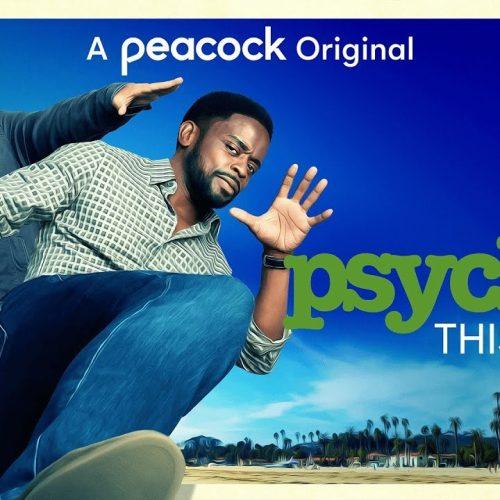Peacock original poster