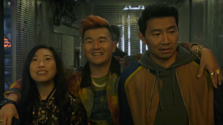 Shang-Chi cameo