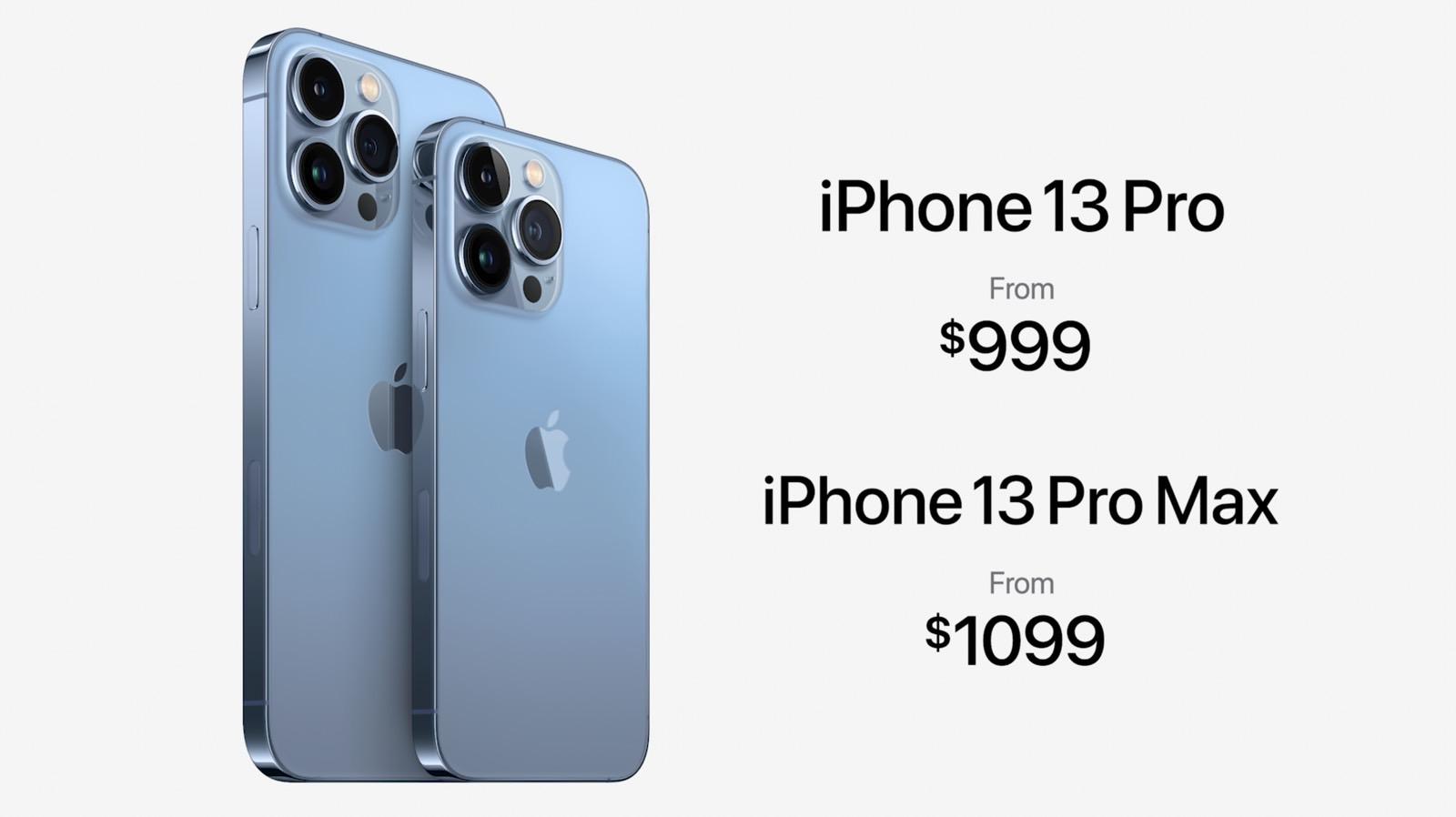 आईफोन 13 प्रो मैक्स