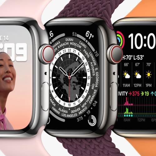 Apple Watch Series 7 News