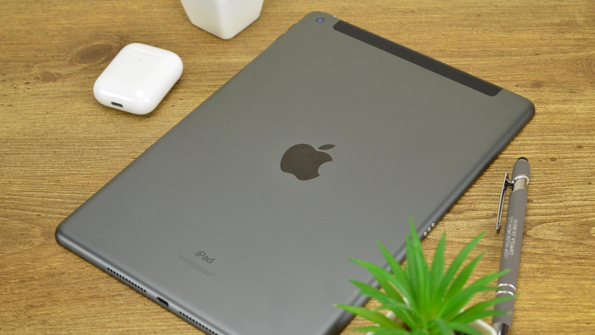 Apple iPad 2021 Back
