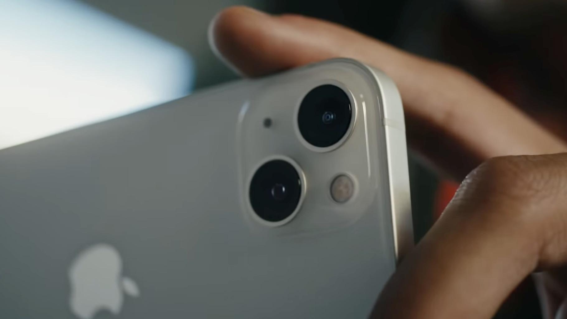 Appareil photo Apple iPhone 13