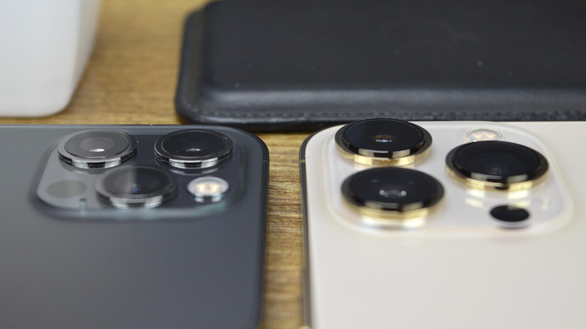 iPhone 13 Pro Camera Comparison