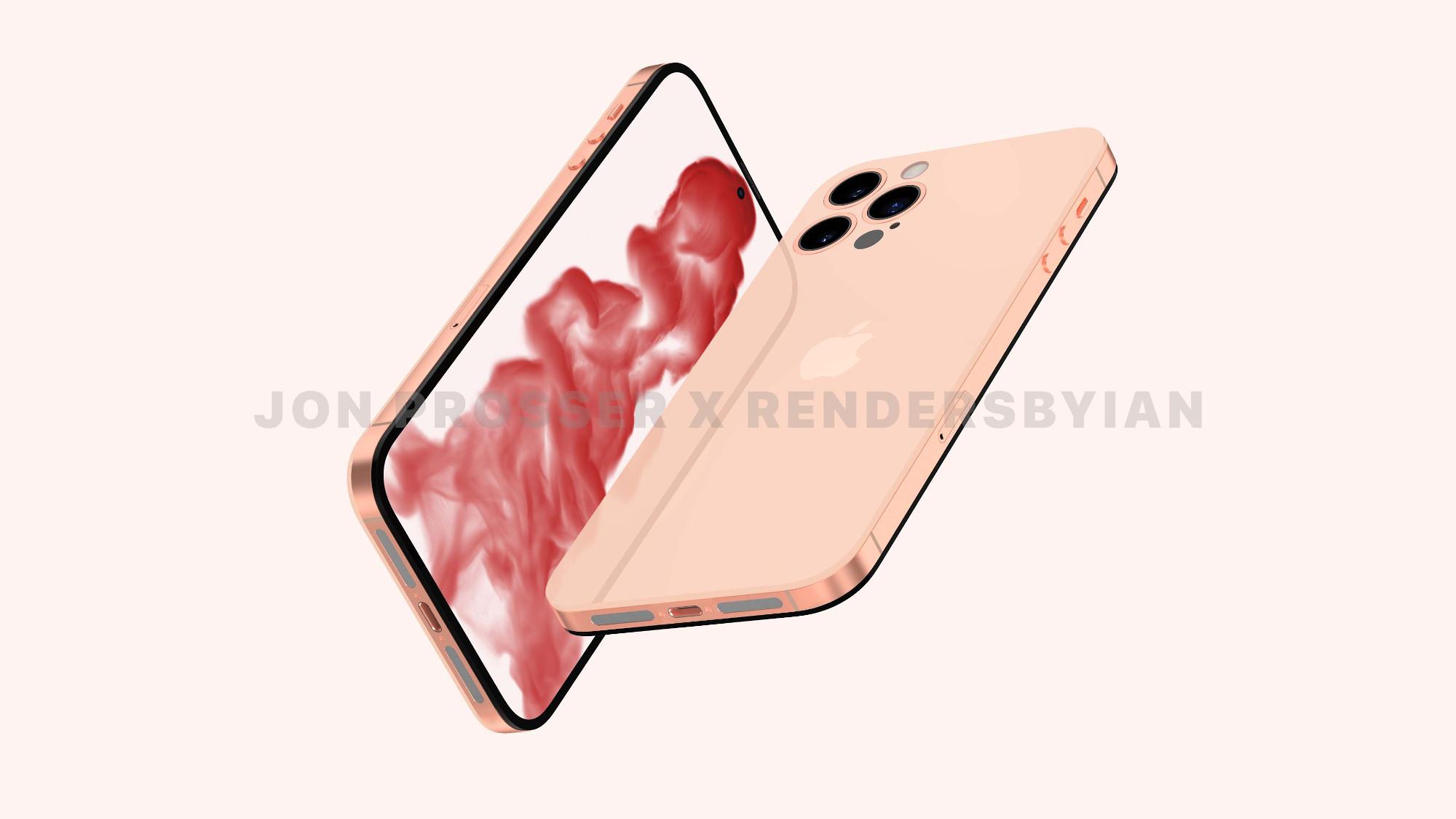 Apple iPhone 14 Leaked Design