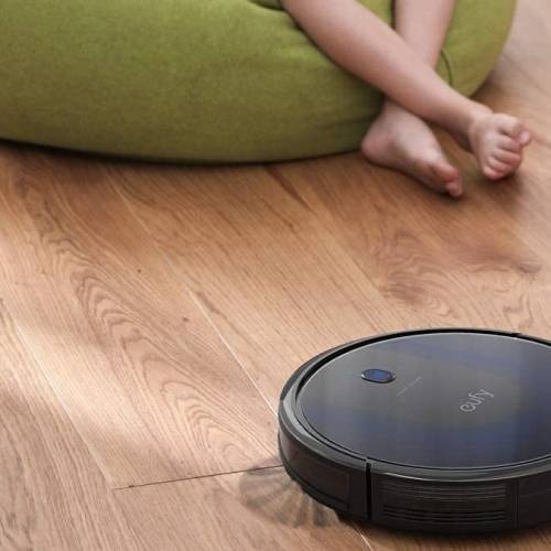 Renewed robot vacuum