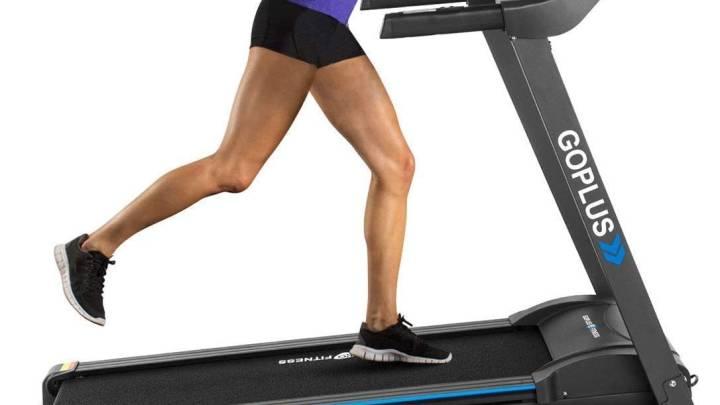 Goplus treadmills