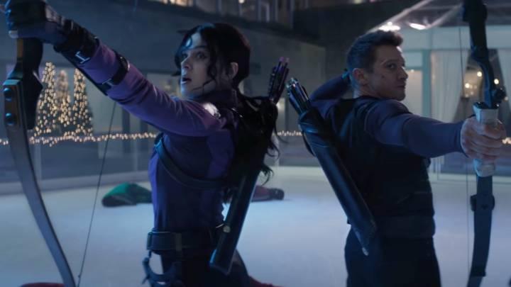 First Hawkeye Trailer