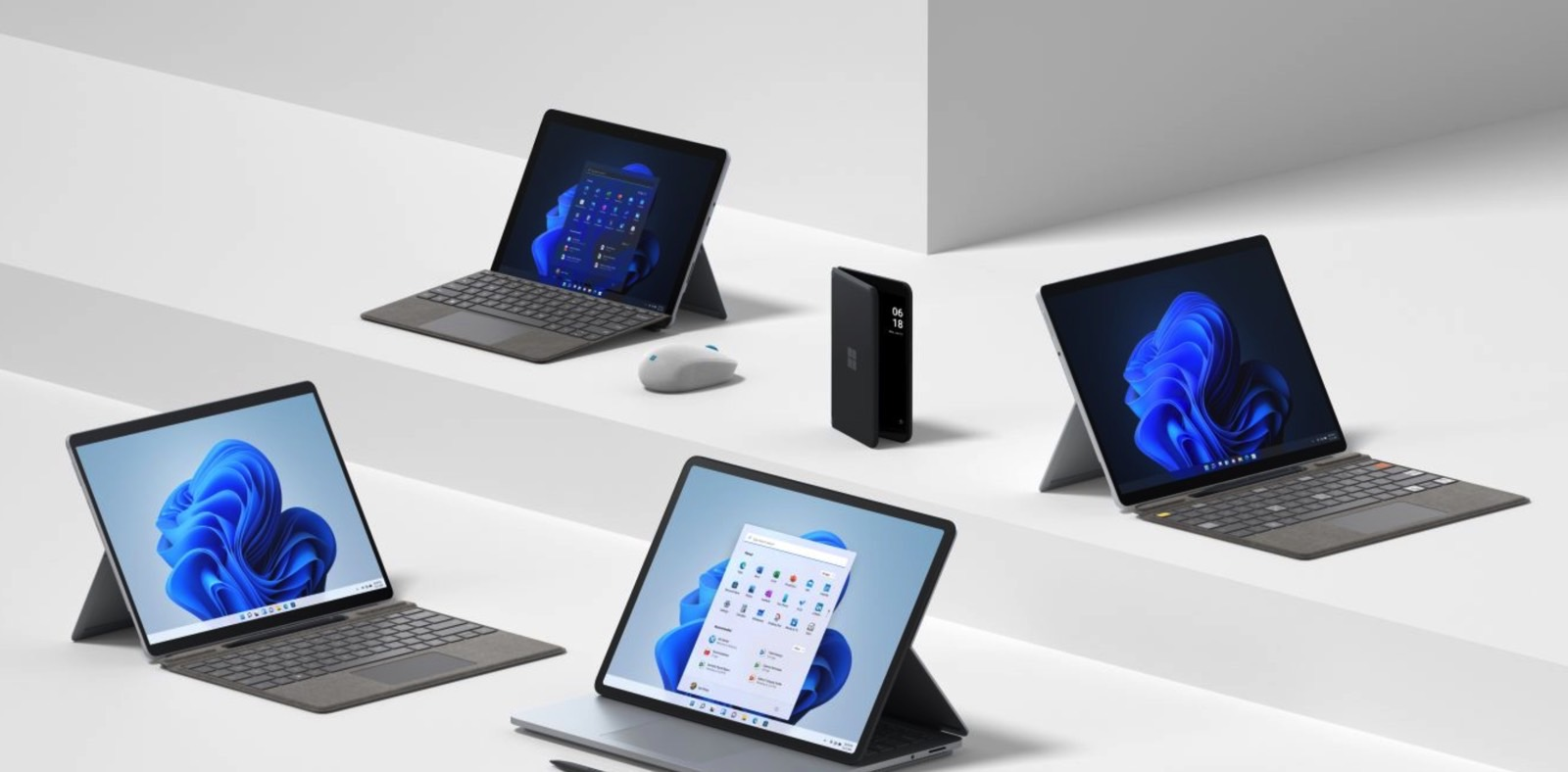 Microsoft's reveals new Surface lineup just in time for Windows 11
