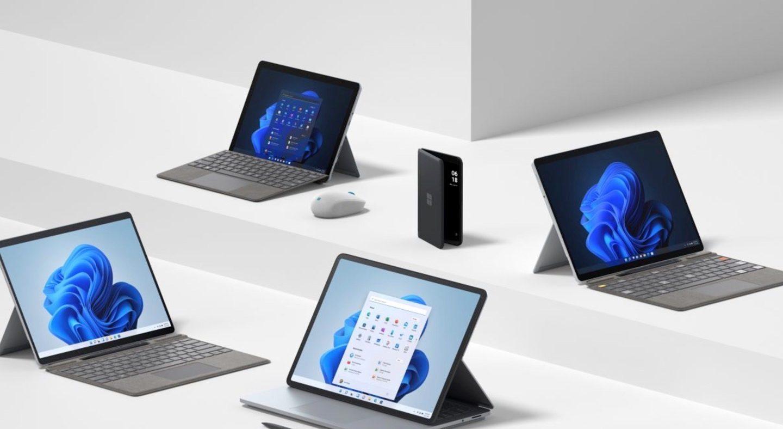 Microsoft Surface Windows 11