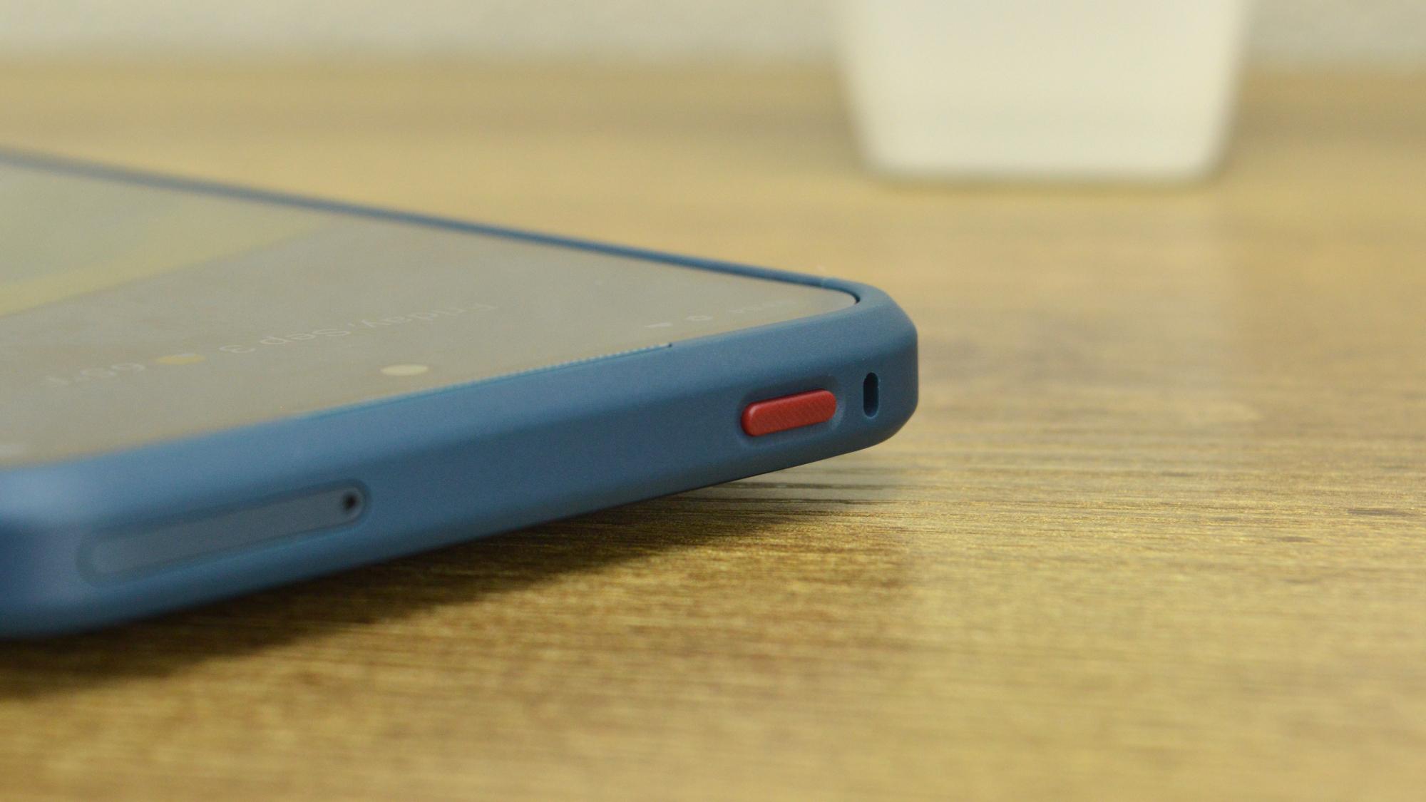Nokia XR20 Emergency Button