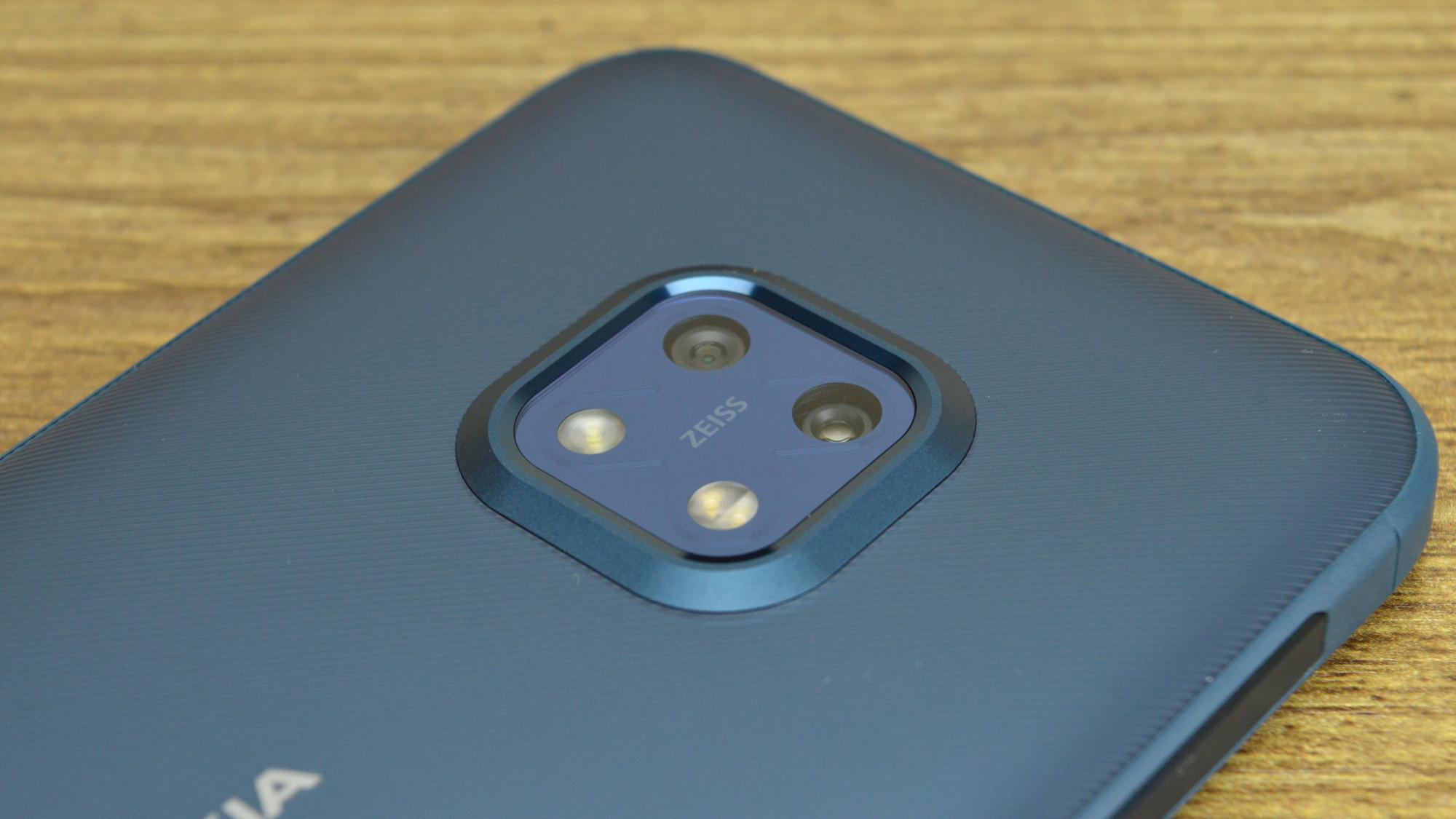 Nokia XR20 Camera