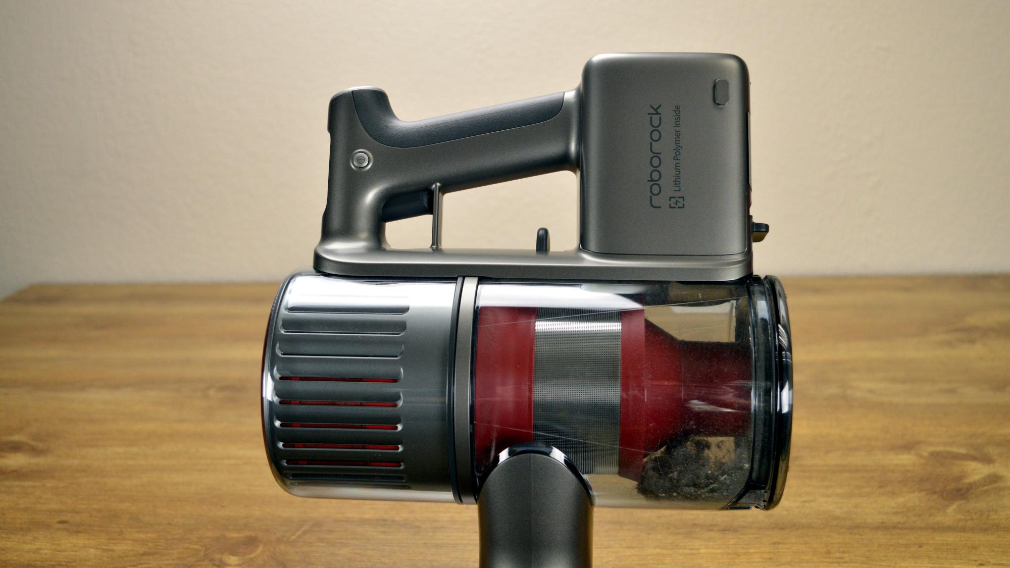 Roborock H7 Cordless Vacuum Side