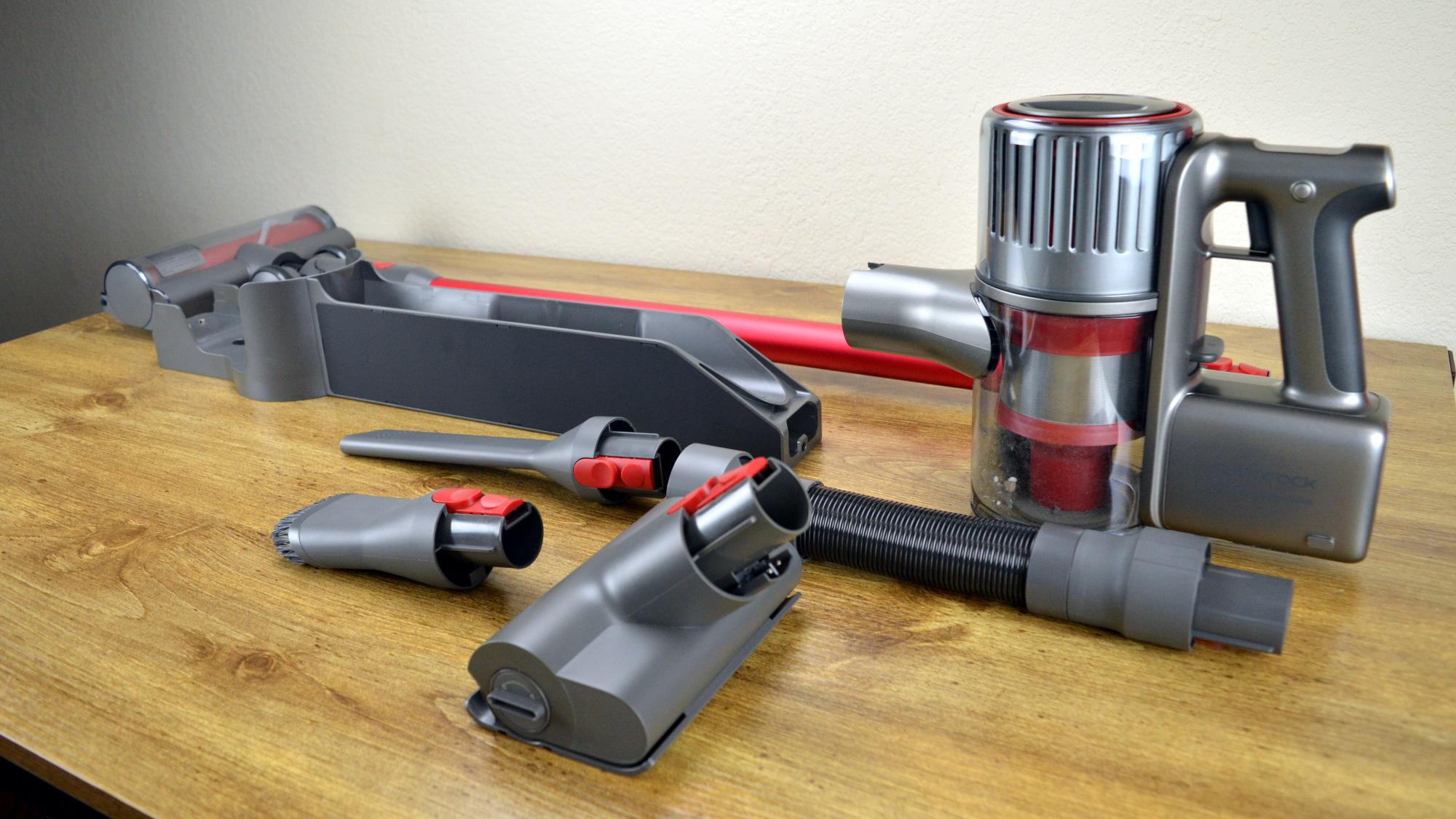 Roborock H7 Cordless Vacuum Accessories