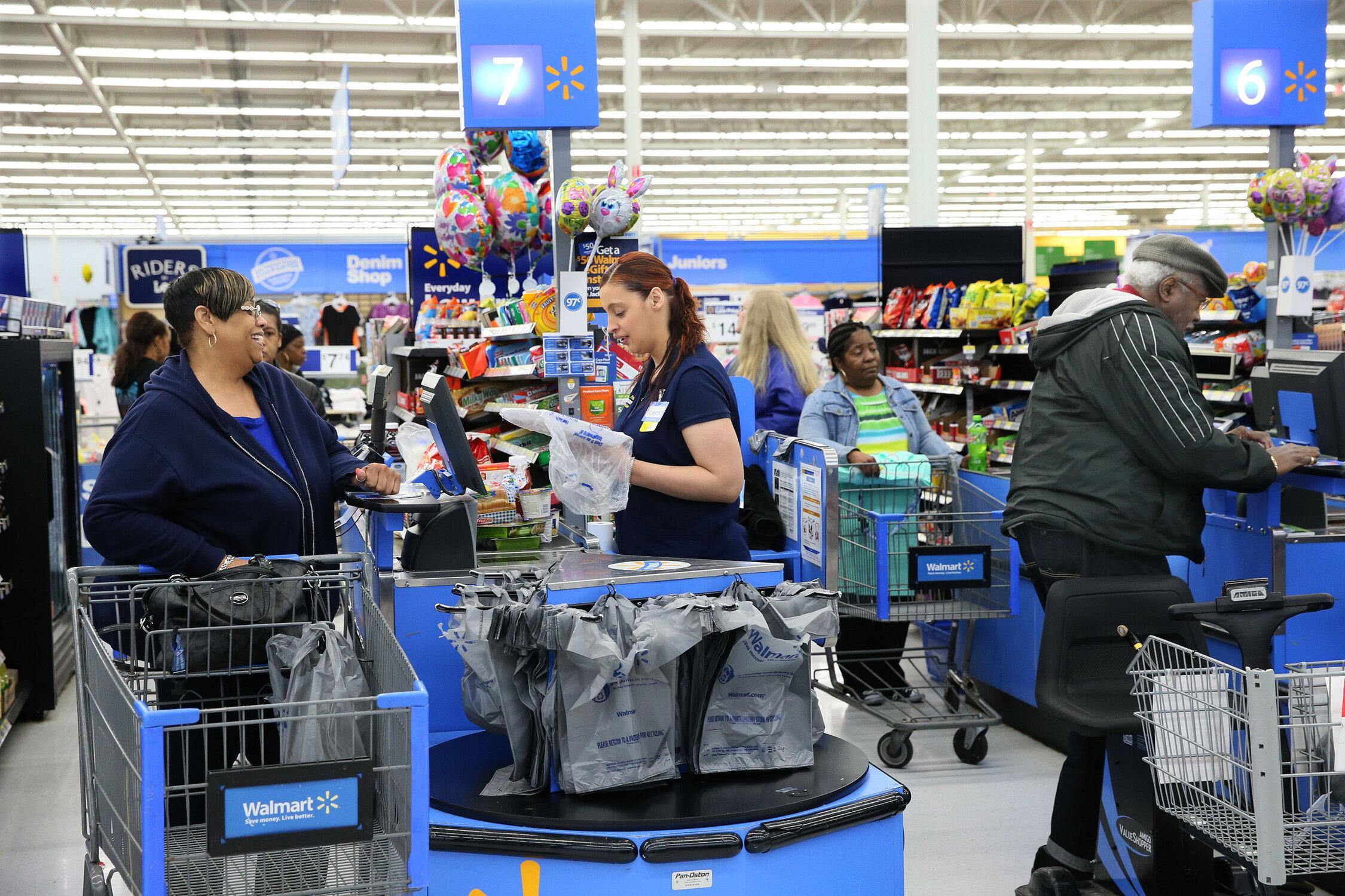 Lebih dari 565.000 pekerja Walmart mendapatkan kenaikan upah — BGR