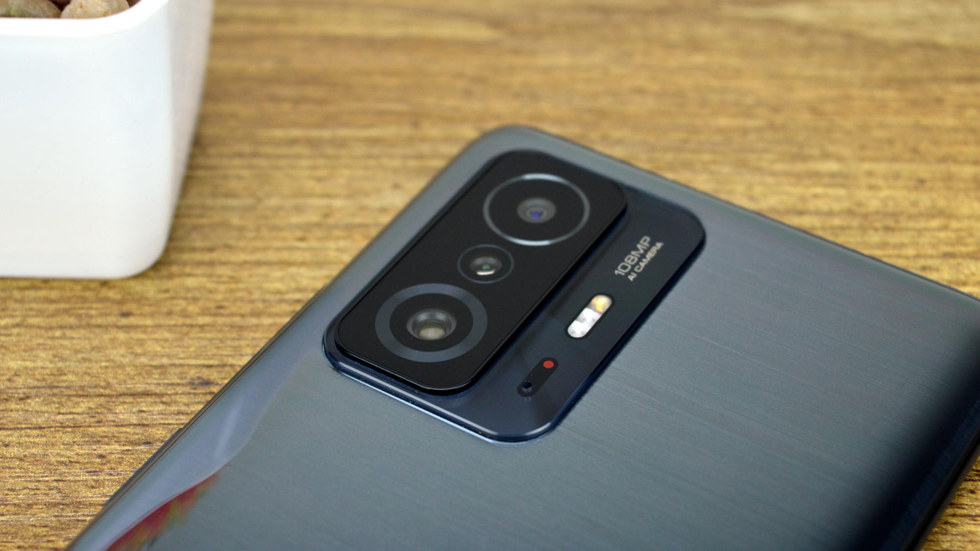 Xiaomi 11T Camera