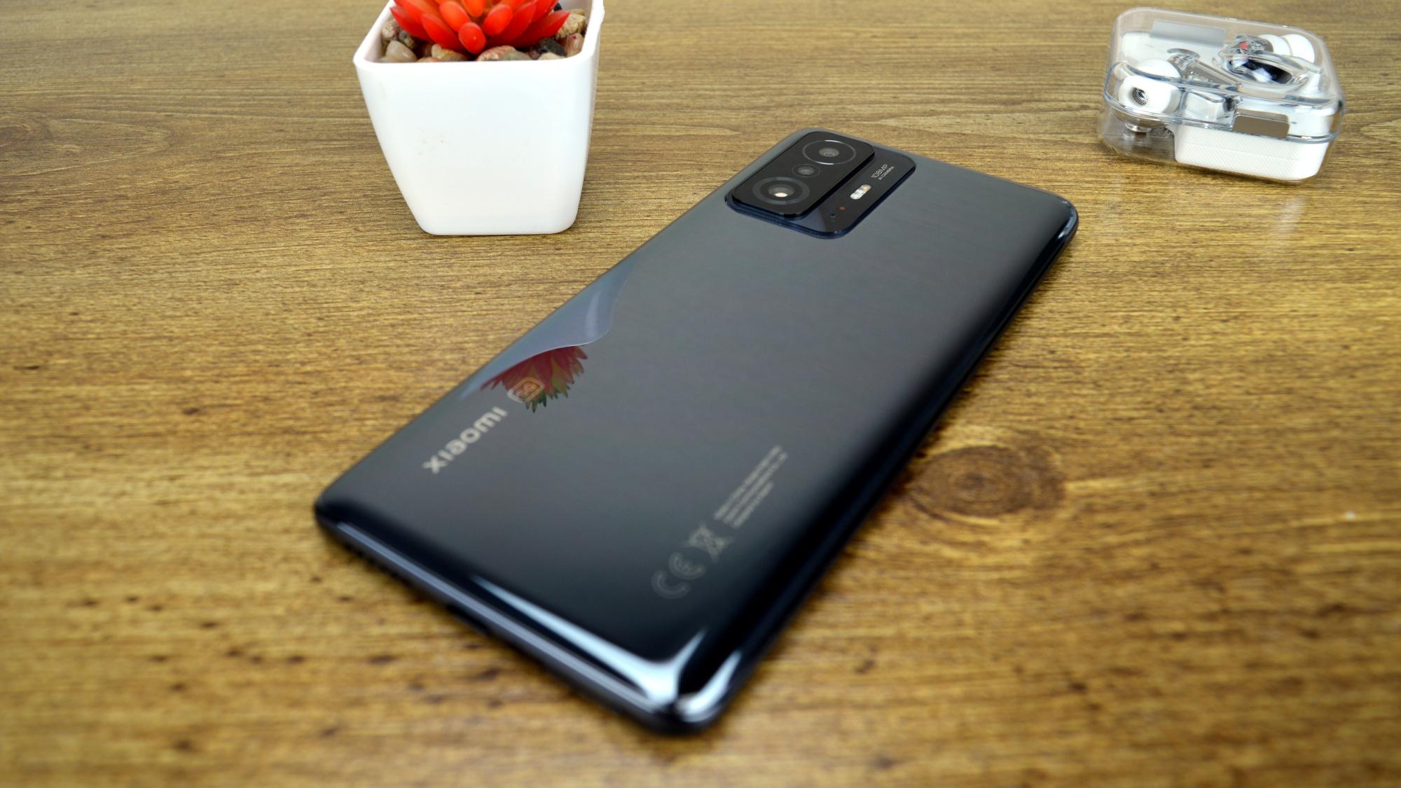 Xiaomi 11T Back