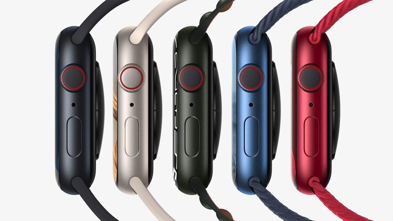 Apple Watch Series 7 date
