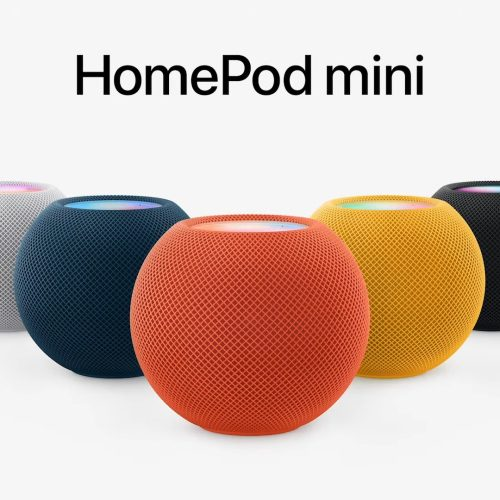 HomePod mini colors