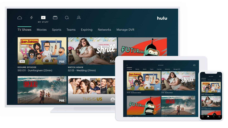 Hulu Live TV deal