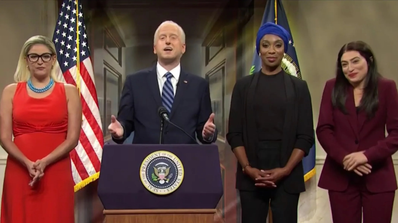 SNL cast 2021