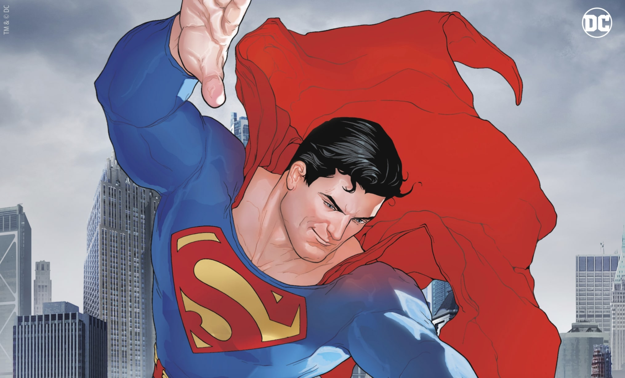 Superman no longer fights for 'The American Way'