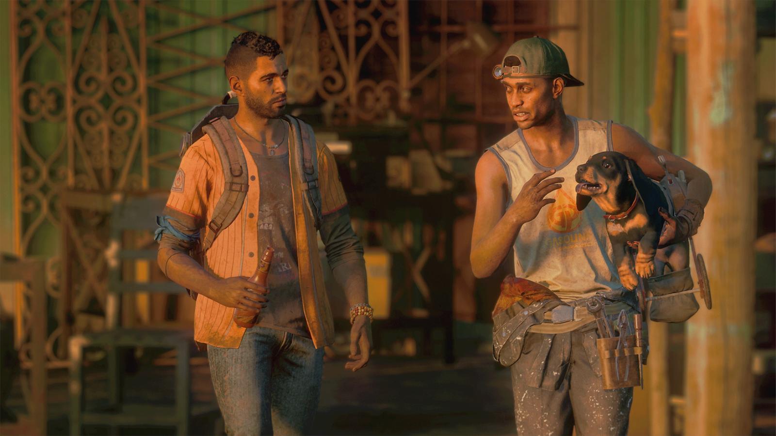 Far Cry 6 Amigos