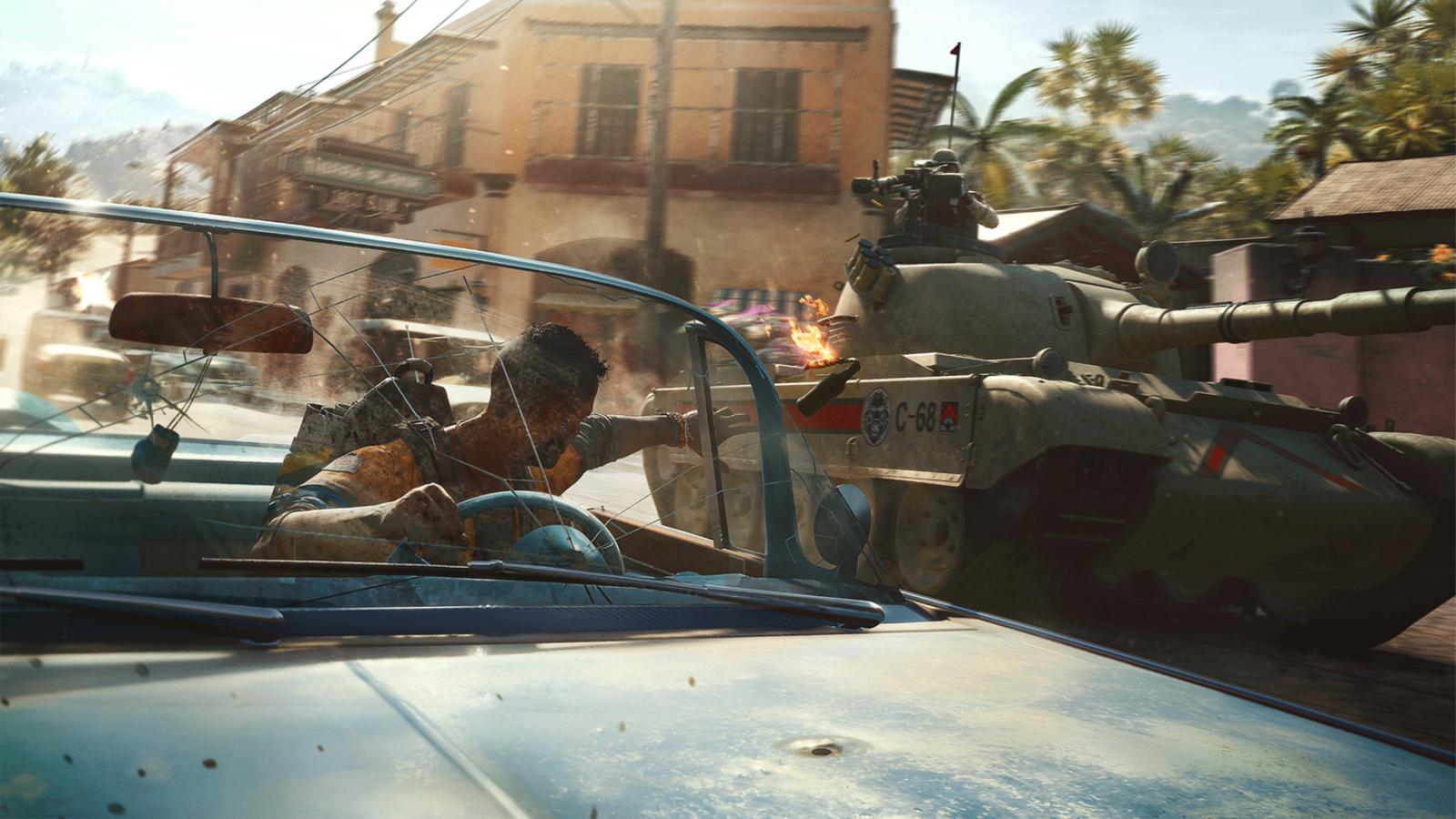 Far Cry 6 Shootout