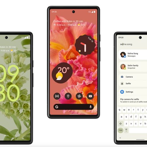 Android 12 release